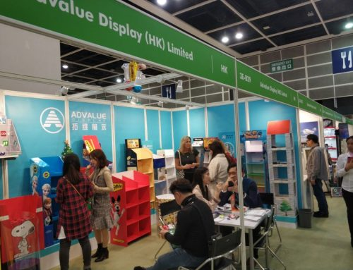 2019 HK Toys & Games Fair / POP Display Supplier-Advalue Display